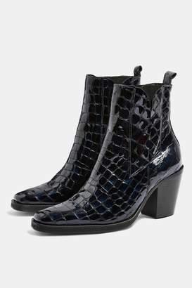 Topshop MASON Chelsea Boots