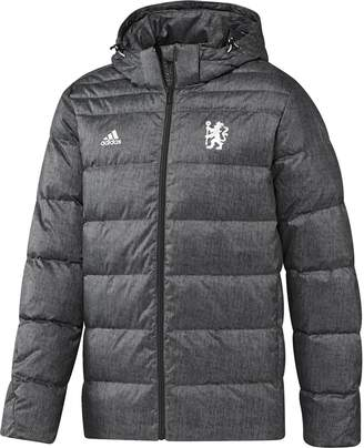 334b42ac6446 adidas adida Performance Men Chelea Padded Bubble Jacket - Grey