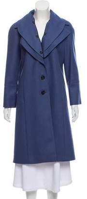 Derek Lam Wool Knee-Length Coat