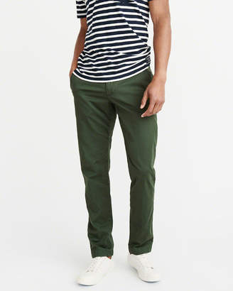 Abercrombie & Fitch Skinny Chino Pants