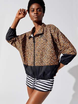 Nike Animal Stripe Woven Jacket