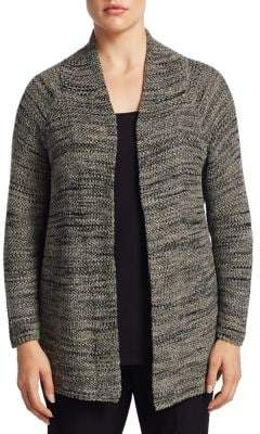 Nic+Zoe Plus Knitted Cardigan