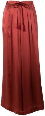 Forte Forte drawstring palazzo pants