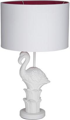Amalfi by Rangoni Flamingo Table Lamp