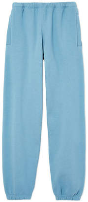 Entireworld Faded-Blue Cotton Sweatpants