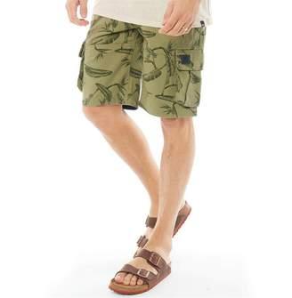 5894fea395 Animal Mens Agouras Too Walk Shorts Lizard Green