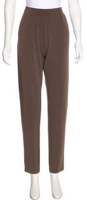 Plein Sud Jeans High-Rise Skinny Pants Brown High-Rise Skinny Pants