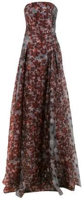 Tufi Duek sleevless party dress