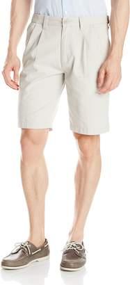 Lee Men's Big-Tall Comfort Waist Pleated Short