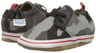 Robeez Cool Casual Camo Soft Sole Boy's Shoes