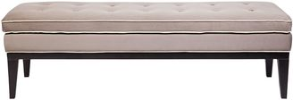 Cafe Lighting End of Bed Bordeaux Ottoman