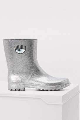 Chiara Ferragni Riga rain boots