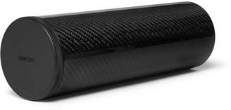 Bamford Watch Department - Carbon Fibre and Leather Watch Roll
