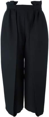 Fendi paper bag waist trousers