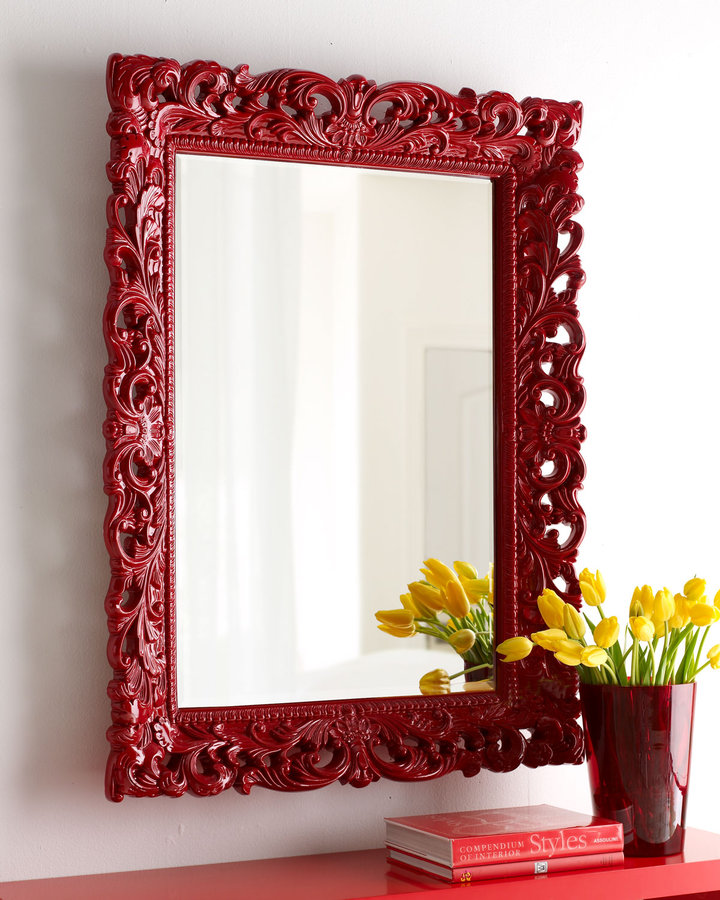 Horchow Barcelona Mirror