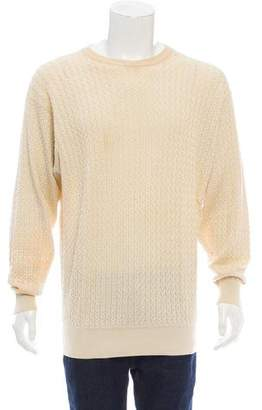 Bobby Jones Collection Casual Cable Knit Sweater
