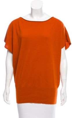 Michael Kors Cashmere Oversize Sweater Orange Cashmere Oversize Sweater