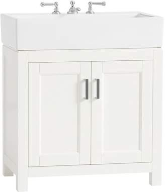Pottery Barn Modern Farmhouse Sink Vanity