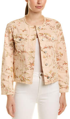 La Vie Rebecca Taylor Belle Denim Jacket