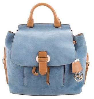 106a82ea9ac0 MICHAEL Michael Kors Blue Women's Backpacks - ShopStyle