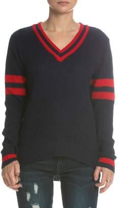 Elan International Navy Sweater