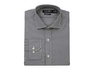 Lauren Ralph Lauren Slim Fit No-Iron Multi-Stripe Estate Dress Shirt