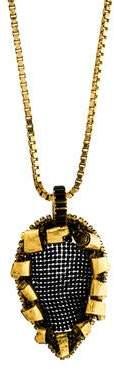 Erickson Beamon Large Pendant Necklace