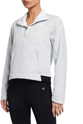 The North Face Shelbe Raschel-Knit Reversible Pullover Topper