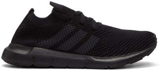 adidas Black Swift Run PK Sneakers