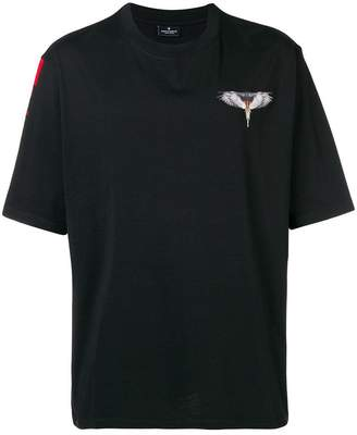 Marcelo Burlon County of Milan Wings Barcode T-shirt