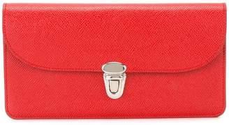 The Cambridge Satchel Company push lock wallet