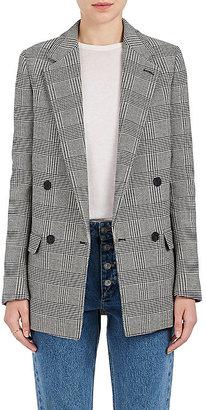 Stella McCartney Women's Milly Wool-Blend Double-Breasted Jacket