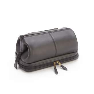 Royce Leather Toiletry Bag