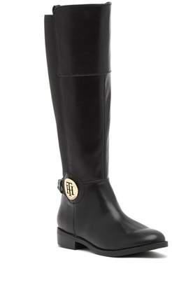 Tommy Hilfiger Idreena Stretch Tall Boot
