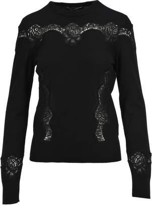 Dolce & Gabbana Lace Sweater