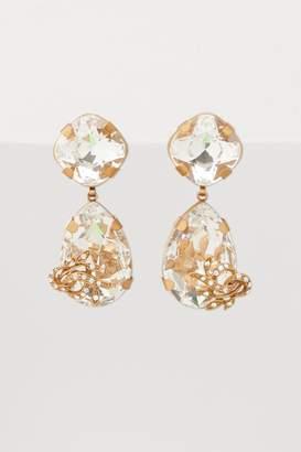 Dolce & Gabbana Crystal earrings
