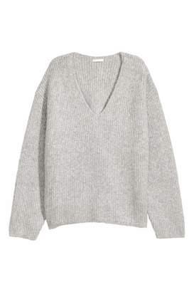 H&M Wide-cut Sweater