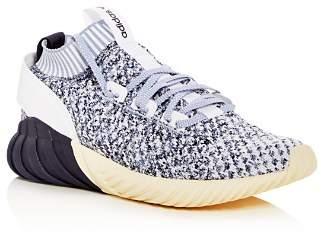 adidas Men's Tubular Doom Primeknit Lace Up Sneakers