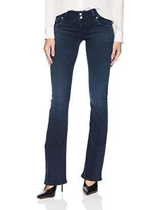 Hudson Jeans Women's Signature Midrise Bootcut Flap Pocket
