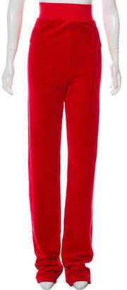 Juicy Couture Vetements x 2017 High-Rise Pants w/ Tags Red Vetements x 2017 High-Rise Pants w/ Tags