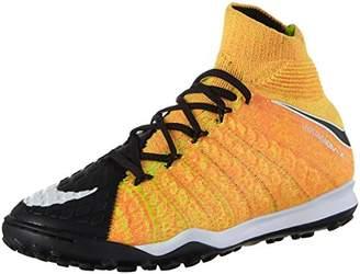 Nike Boys' Hypervenomx Proximo II TF Football Boots, (Laser Orange/Black-White-Volt), 38 EU