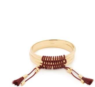 Chloé Otis layered cord bracelet Q5NfLBS
