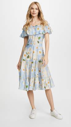 Isolda Viscose Domingo Dress
