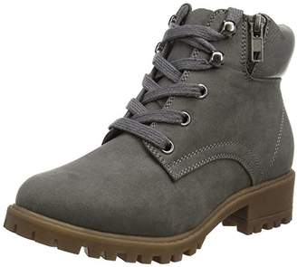 New Look Girls' 915 Carty-SDT Worker Boots,3 Child UK 36 EU