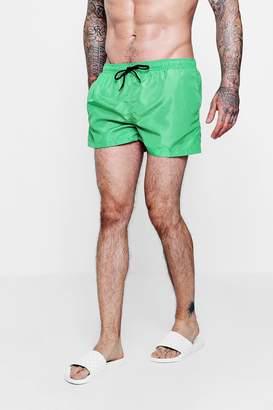 boohoo Extreme Short Length Swim Short