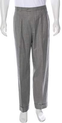 Zanella Andrew Wool Dress Pants
