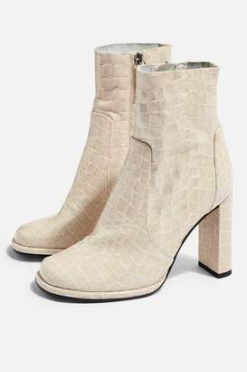 Topshop HATTIE High Ankle Boots