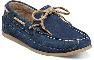 Florsheim Kids Boys' Jasper Jr. Suede Tie Loafers - Toddler, Little Kid, Big Kid