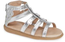 Sole Play Camille Metallic Sandal