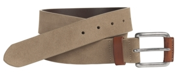 Johnston & Murphy Straight-Edge Casual Belt